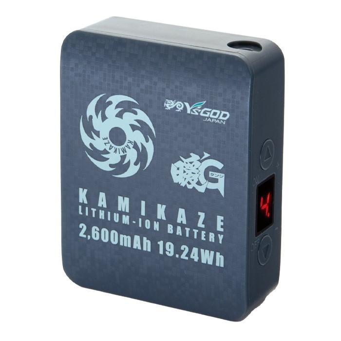 神風バッテリー KBT-2600P
