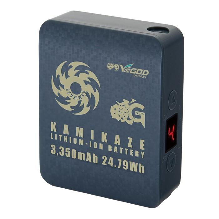 神風バッテリー KBT-3350P