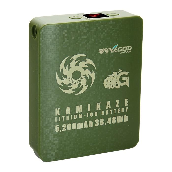 神風バッテリー KBT-5200P