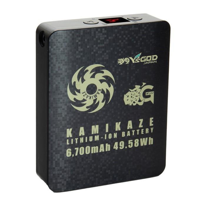 神風バッテリー KBT-6700P