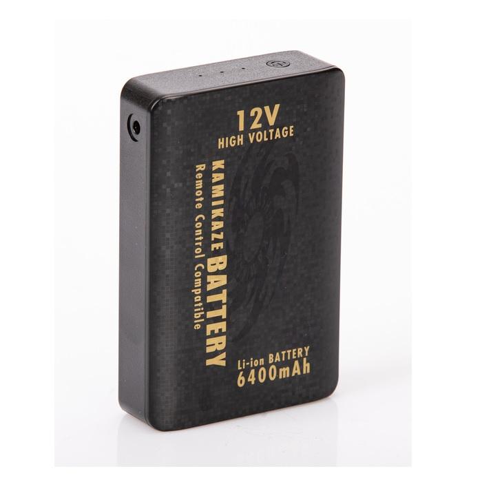 神風パーツ 12V専用バッテリー KBTH-12-6400RC